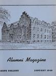 Hope College Alumni Magazine, Volume 1, Number 4: January 1948