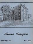 1948. V2.01. May by Alumni Association of Hope College