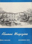 Hope College Alumni Magazine, Volume 2, Number 2: December 1948