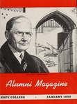 Hope College Alumni Magazine, Volume 3, Number 1: January 1950
