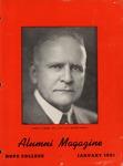 Hope College Alumni Magazine, Volume 4, Number 1: January 1951