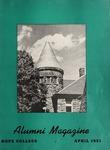 1951. V4.02. April by Alumni Association of Hope College
