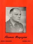 1952. V5.02. April by Alumni Association of Hope College