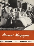 Hope College Alumni Magazine, Volume 6, Number 4: October 1953