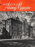 Hope College Alumni Magazine, Volume 13, Number 3: July 1960