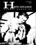 1962. V15.01. January by Alumni Association of Hope College