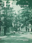 Hope College Alumni Magazine, Volume 15, Number 3: July 1962