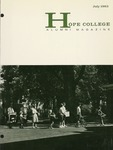 1963. V16.03. July by Alumni Association of Hope College