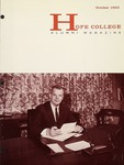 1963. V16.04. October by Alumni Association of Hope College