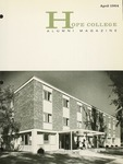 1964. V17.02. April by Alumni Association of Hope College