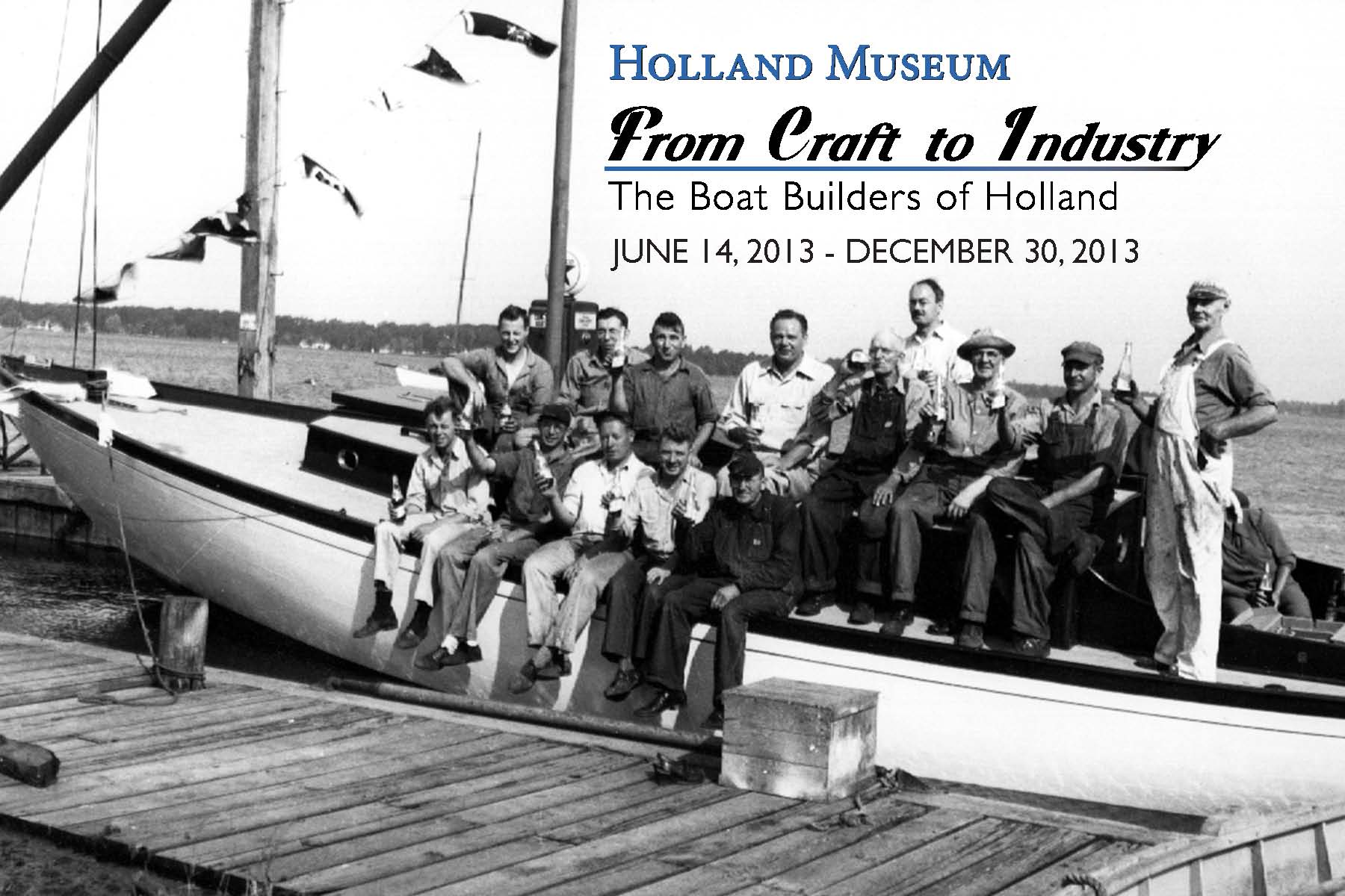 Boat Builders of Holland