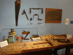 From Craft to Industry: The Boat Builders of Holland (Tools and Work Desk in Corner of Second and Third Hall View B)