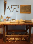 From Craft to Industry: The Boat Builders of Holland (Tools and Work Desk in Corner of Second and Third Hall View C)