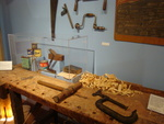 From Craft to Industry: The Boat Builders of Holland (Tools and Work Desk in Corner of Second and Third Hall View D)