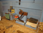 From Craft to Industry: The Boat Builders of Holland (Tools and Work Desk in Corner of Second and Third Hall View E)