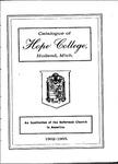 1902-1903. Catalog.
