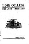 1905-1906. Catalog.
