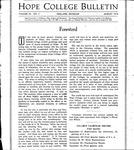 1918. V56.02. August Bulletin.