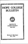 1926. V64.01. May Bulletin.