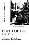 1954-1955. V93.01. March Bulletin.