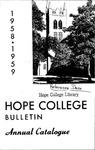 1957-1958. V96.01. March Bulletin.