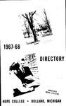 1967-1968. Directory.