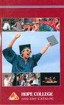 2000-2001. Catalog. by Hope College
