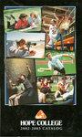 2002-2003. Catalog.