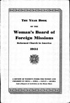 60th Annual Report of the Woman's Board of Foreign Missions