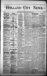 Holland City News, Volume 1, Number 7: April 6, 1872