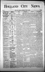 Holland City News, Volume 1, Number 12: May 11, 1872