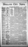 Holland City News, Volume 1, Number 16: June 8, 1872