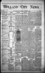 Holland City News, Volume 1, Number 35: October 19, 1872