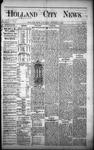 Holland City News, Volume 1, Number 35: October 19, 1872