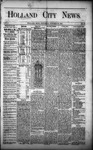 Holland City News, Volume 1, Number 36: October 26, 1872
