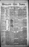 Holland City News, Volume 1, Number 37: November 2, 1872