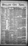 Holland City News, Volume 1, Number 40: November 23, 1872