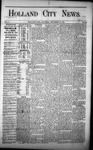 Holland City News, Volume 1, Number 45: December 28, 1872 by Holland City News