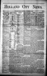 Holland City News, Volume 1, Number 42: December 7, 1872