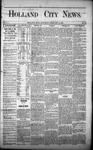 Holland City News, Volume 1, Number 52: February 15, 1873