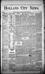 Holland City News, Volume 2, Number 1: February 22, 1873