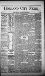 Holland City News, Volume 2, Number 5: March 22, 1873