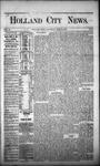 Holland City News, Volume 2, Number 10: April 26, 1873