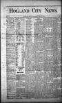 Holland City News, Volume 2, Number 13: May 17, 1873