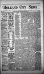 Holland City News, Volume 2, Number 14: May 24, 1873