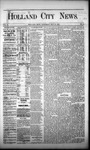 Holland City News, Volume 2, Number 15: May 31, 1873