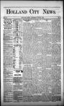Holland City News, Volume 2, Number 18: June 21, 1873