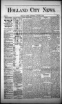 Holland City News, Volume 2, Number 27: August 23, 1873 by Holland City News