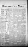 Holland City News, Volume 2, Number 29: September 6, 1873 by Holland City News