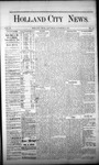 Holland City News, Volume 2, Number 34: October 11, 1873 by Holland City News